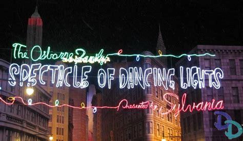 Osborne Lights Disney by After 20 Years The Osborne Lights At Disney S