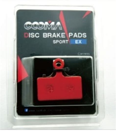 Brake Pad Avid Elixir Cooma cooma sport ex shimano organic pads gs sport