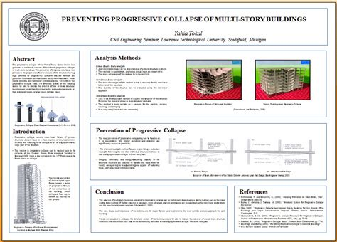 Civl 1101 Engineering Poster Template