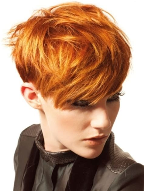 amazing short red hairstyles for spring 2015 hairstyles hair color trend of women hairstyle more fashionable
