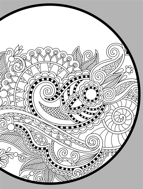 coloring projects on pinterest mandala coloring pages
