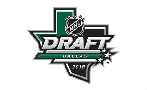 logo design revealed for 2018 nhl draft logo designer