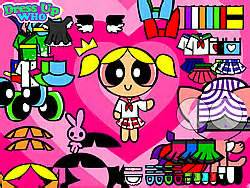 play powerpuff girls dress up game online y8 com