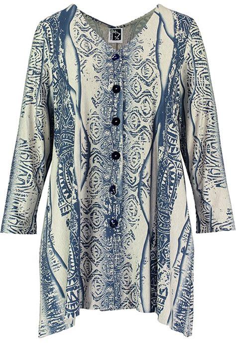 Cardigan Batik Parang Batik Kawung sixteen47 batik jersey cardigan