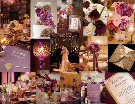 theme violet rose color that compliment rose gold weddingbee jolene