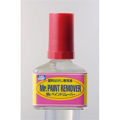 Mr Paint Remover By Animemachi mr paint remover r 40ml cmmodellismo