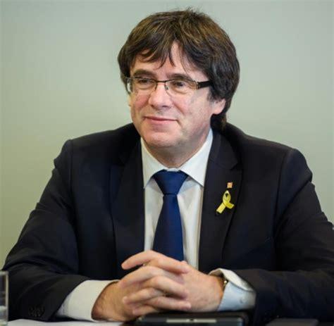 puigdemont frei justiz weg f 252 r auslieferung von katalanischem ex