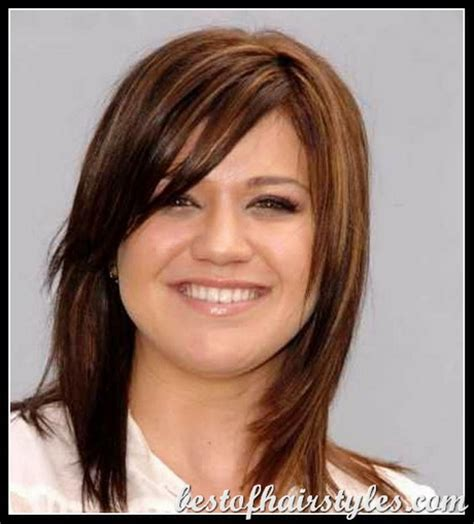 hair style for thick hair for 40s pictures of short hairstyles for plus size women over 40