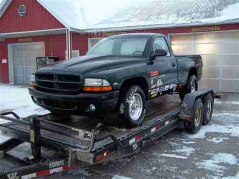 sell   dodge dakota sport drag truck  ryan iowa united states