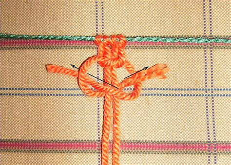Macrame Basic Knots - macrame basic knots