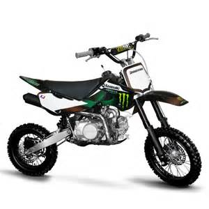 Dirt bike mini mx 125cc lifan monster kawasaki 2014 jpg