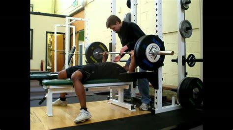 bench press not improving weight training for sprinting bench press youtube