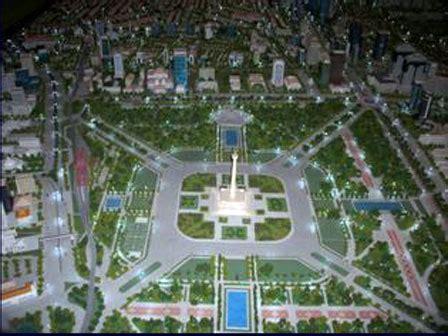 cara membuat imb di jakarta pusat merancang kota lewat maket urban rural development