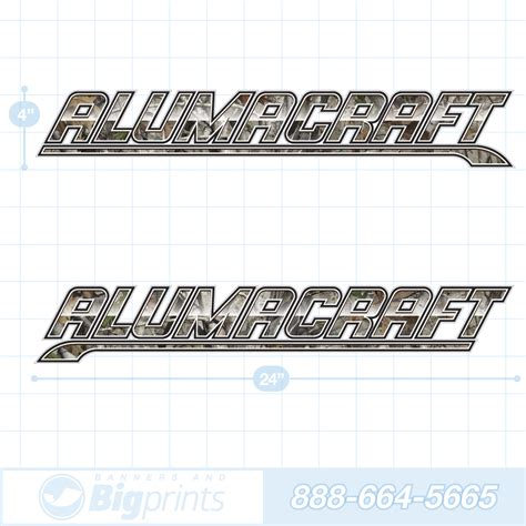 alumacraft boat decals alumacraft boat decals factory enhanced true tree