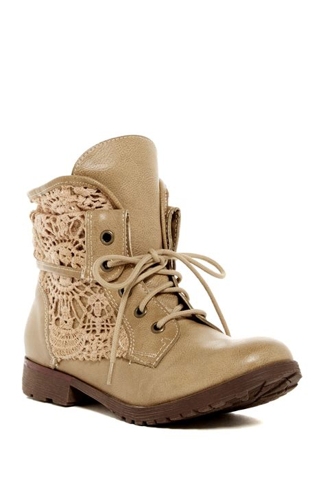 rock and spraypaint boots rock spraypaint lace up boot nordstrom rack