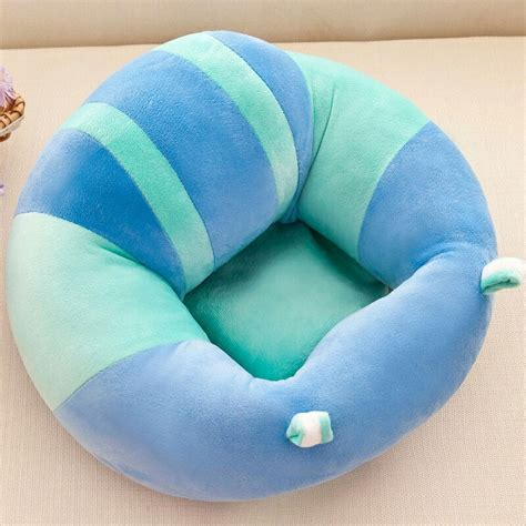 baby soft learn sitting back chair cushion sofa