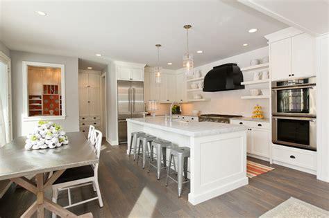 contemporary cottage kitchen modern cottage home in edina