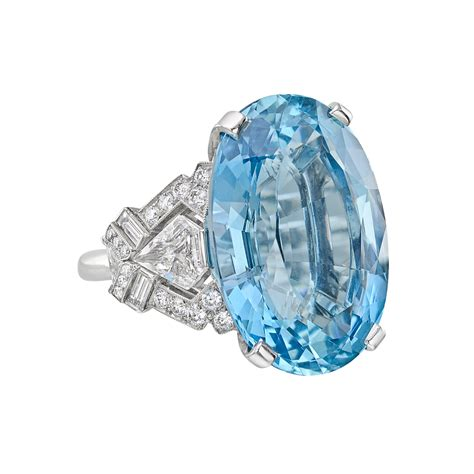 march s birthstone a is also for aquamarine jewels du jour