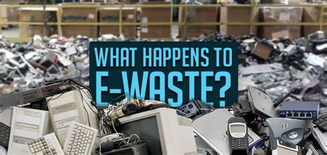 Make Electronic Trash Into Something New by What Happens To E Waste