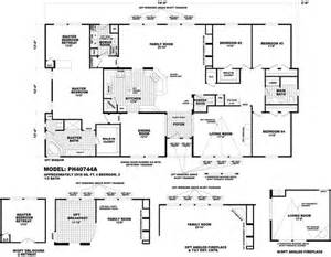 cavco homes floor plans floor plan ph 40744a pinehurst triplewides homes by cavco west cavco manufactured home