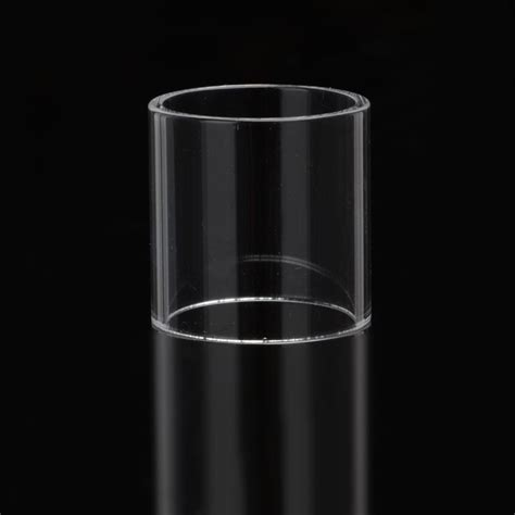 authentic smoktech smok tfv8 baby rba transparent glass tank