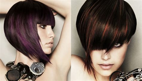 hairstyles salon cute haircuts of bob styles with bang by hair salon more