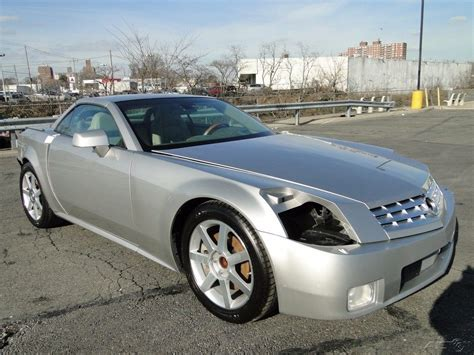 2005 Cadillac Xlr For Sale by Low Mileage 2005 Cadillac Xlr Base Convertible Repairable