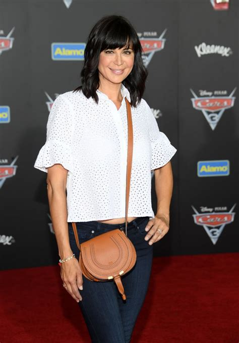 catherine bell catherine bell at cars 3 premiere in anaheim 06 10 2017