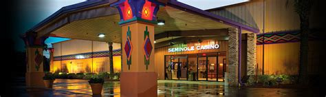 casino seminole brighton casino
