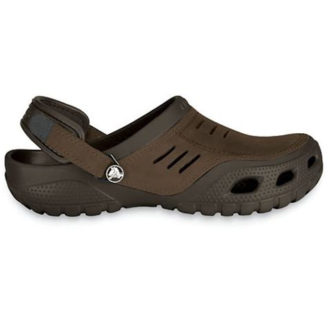 Crocs On Sale From Shoebuycom Now by Sale Crocs Yukon Or Yukon Sport Clogs With Leather Ebay