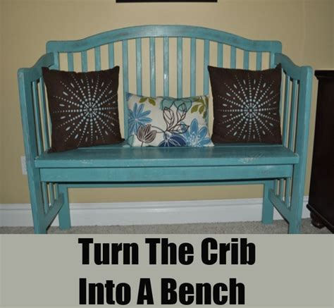 How To Turn My Crib Into A Toddler Bed 12 Great Ways To Reuse Baby Cribs Diy Home Creative Ideas For Home Garden