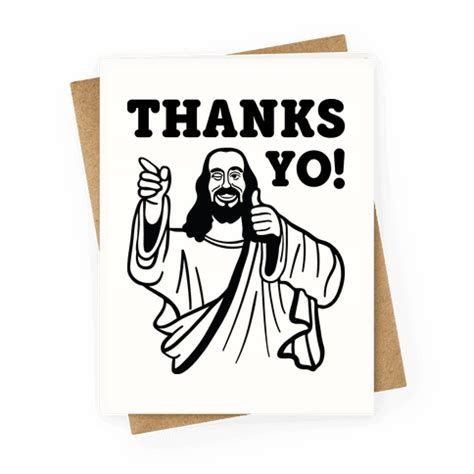 Thank You Letter Jesus thank you card t shirts tanks coffee mugs and