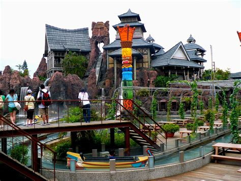 Theme Park Taiwan | leofoo village theme park 六福村 thoughts of a canadian