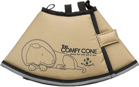 cone collar comfy cone e collar for dogs cats small chewy