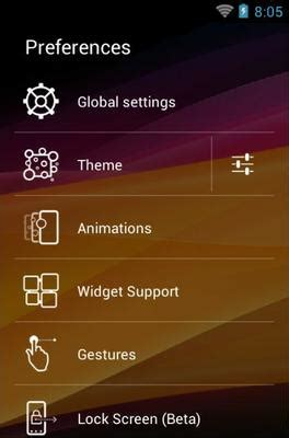miui android theme for smart launcher 2 | androidlooks.com