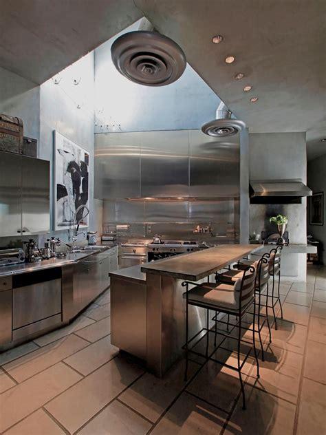 Metallic Kitchen Photos   HGTV
