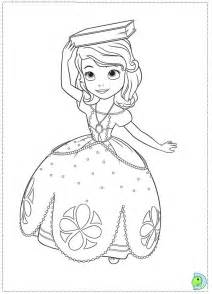 sofia disegni colouring pages