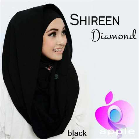 by apple hijab brand original toko jilbab online branded jual apple jual shireen diamond by apple hijab brand toko jilbab