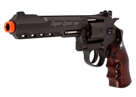 Airsoft Gun Revolver Wingun wingun co2 airsoft 702 revolver metal 6in barrel airsoft guns