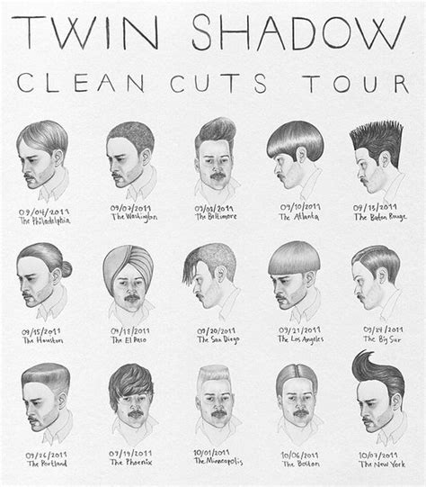guy hairstyles and their names 69 best images about hair chart men on pinterest