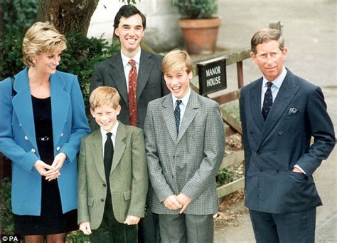 prince william expected to inherit 163 10million from diana s