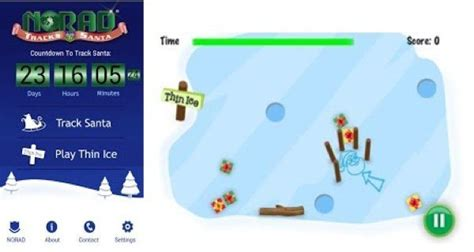 Norad Santa Tracker Phone Number Norad Santa Tracker 2012 Countdown Begins For Mobiles