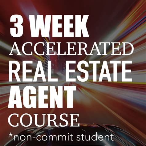 Best College For Mba In Real Estate In India by 3 Week Accelerated Real Estate Course Best Real