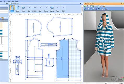 bag pattern design software patronaje digital escuela corte y confeccion textil lima