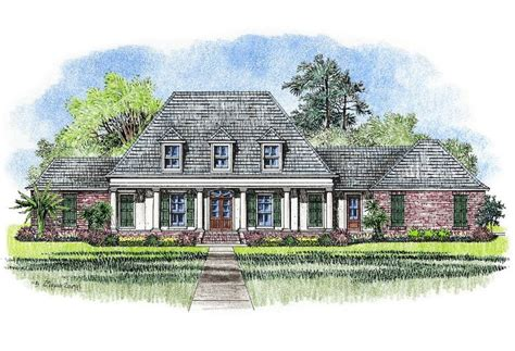 Cajun House Plans Acadian Style House Plans Gomez Acadian House Plans
