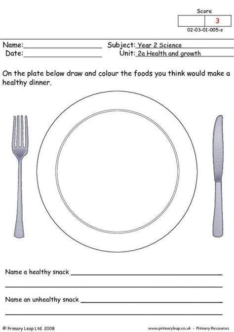 healthy meals primaryleap co uk