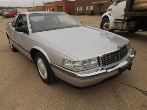 how to sell used cars 1992 cadillac eldorado parental controls 1992 cadillac eldorado 48 000 actual miles clean classic survivor for sale cadillac