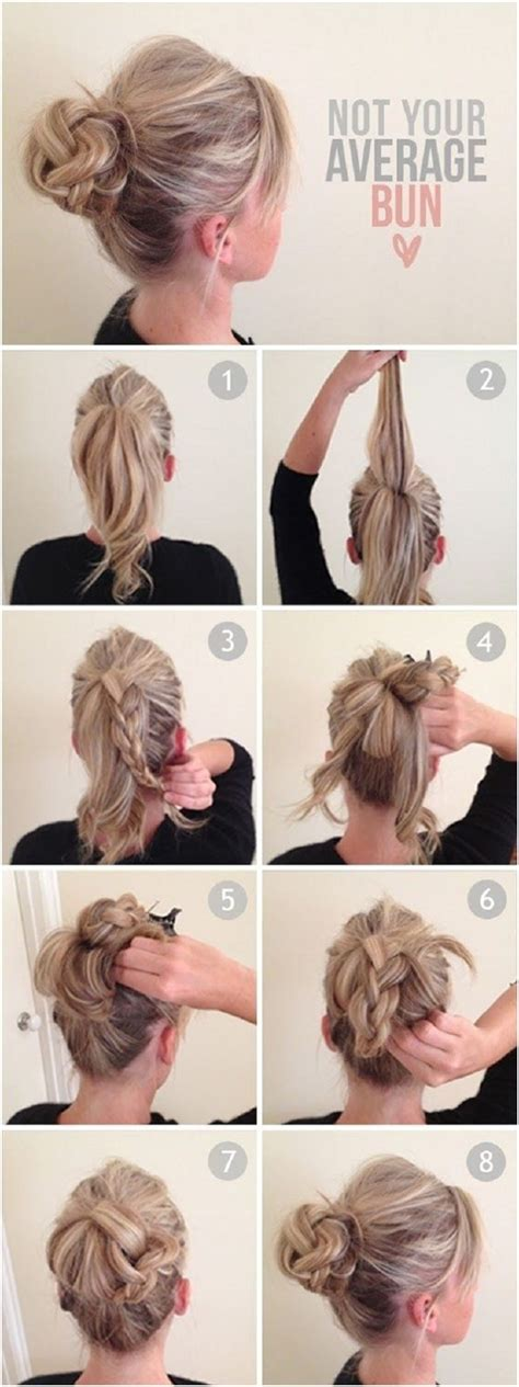 Hairstyle Tutorial by 10 Ways To Make Everyday Hairstyles Hair