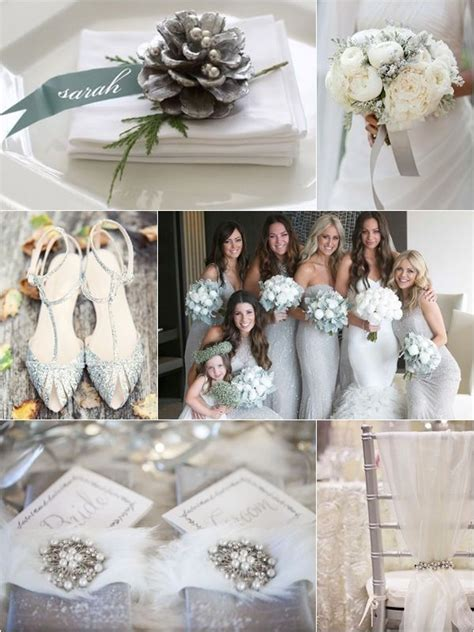 Wedding Anniversary Ideas Philippines by Wedding Philippines Silver Winter Wedding Ideas