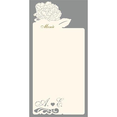 cornici per menu ristorante invito al ristorante vittoriano su cartoncino perlato e